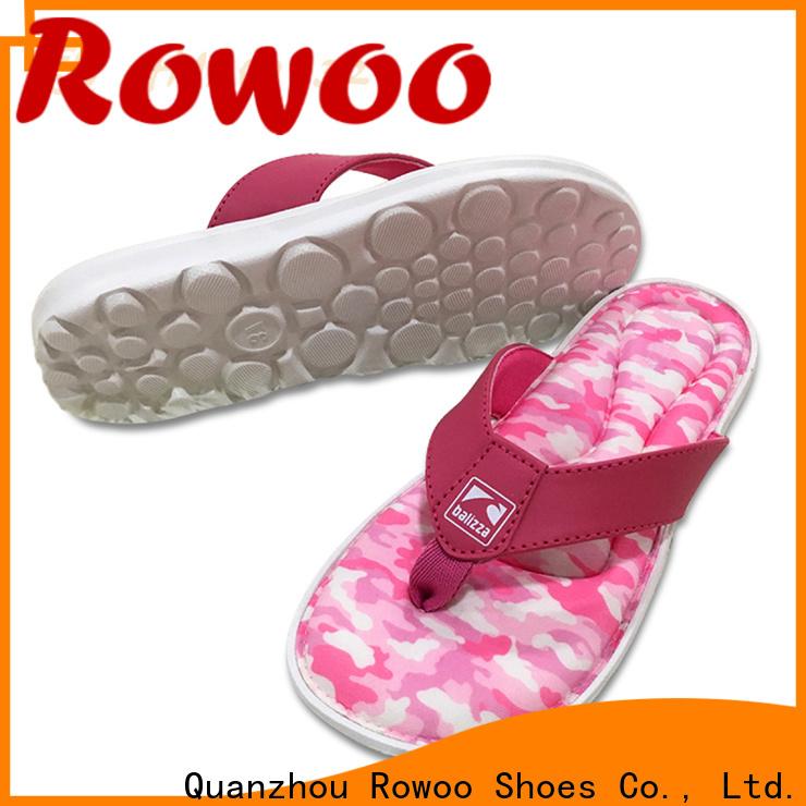 Rowoo girls closed toe sandals manufacturer