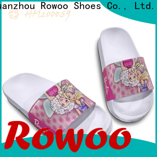 Rowoo kids flip flops factory price