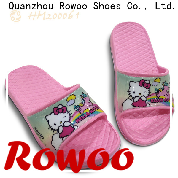 High-quality soft slippers for kids manufacturer