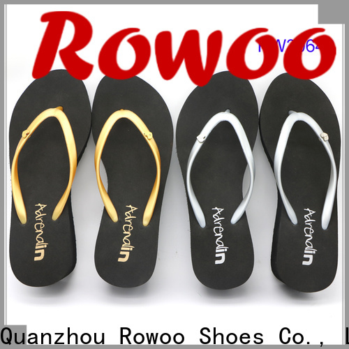 Rowoo professional high heel house shoes supplier