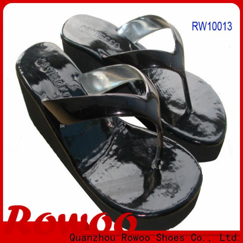 professional wholesale designer sandals hot sale