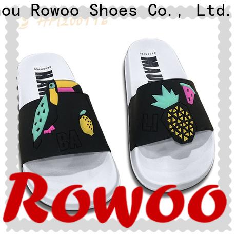 Rowoo New kids open toe slippers