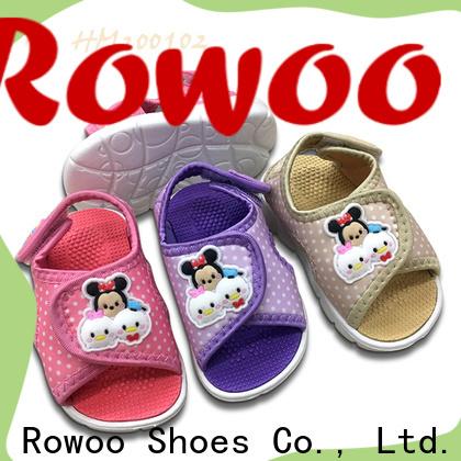 Wholesale kids closed toe sandals hot sale
