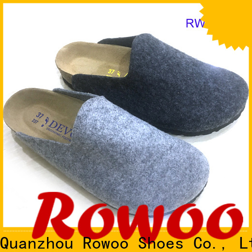 Rowoo furry slippers wholesale factory price
