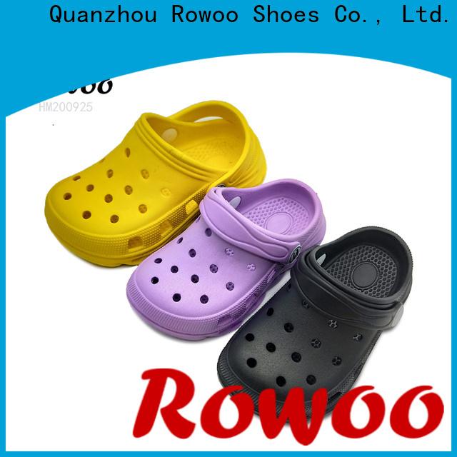 Rowoo Custom muck garden shoes ladies