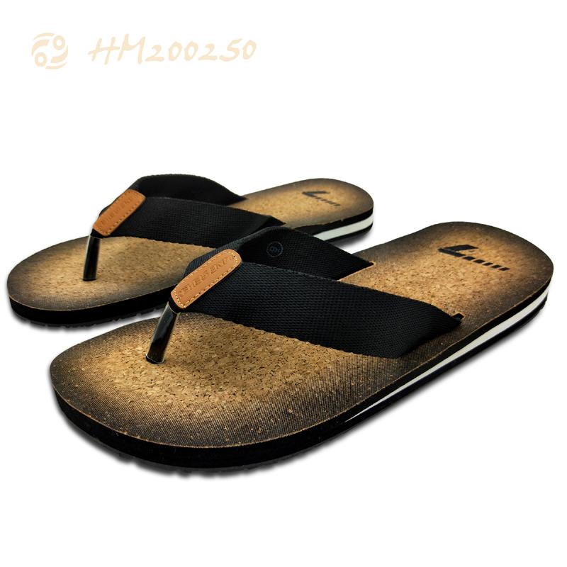 Factory Men Comfortable Flip Flops,Customized Slippers Supplier