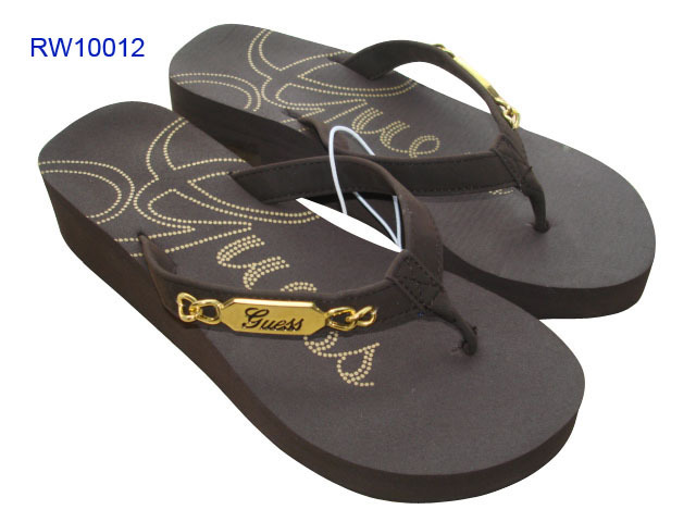 Wholesale Good-quality Wedge Flip Flops For Women