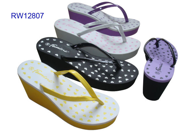 Best Wedge Sandals Heels For Ladies Wholesale Price