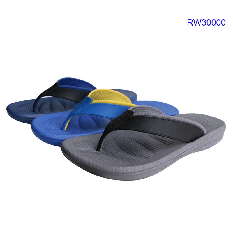 Rowoo oem mens cheap flip flops factory price
