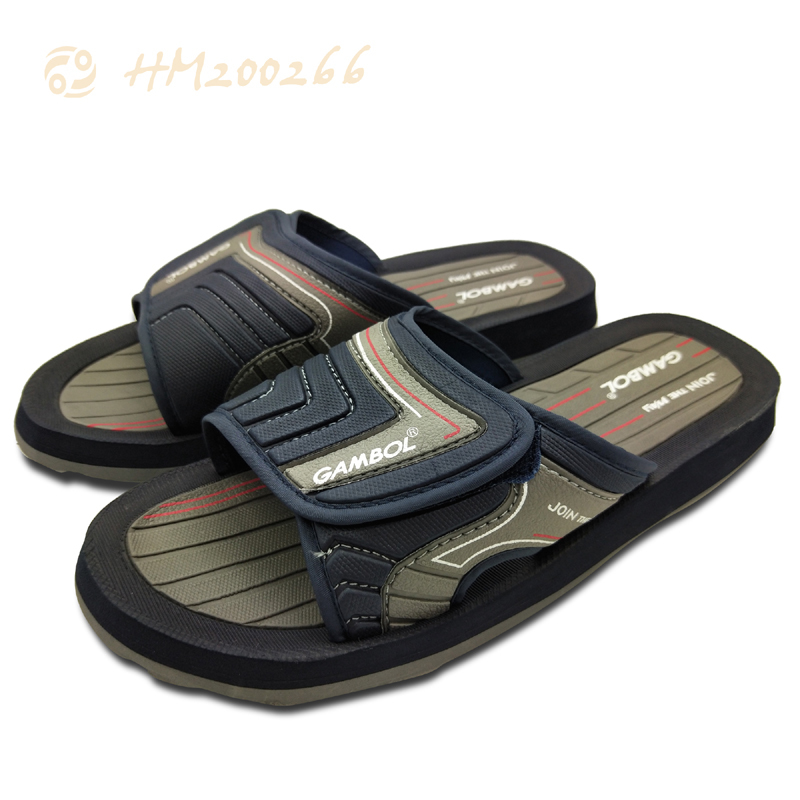 Customized Men Slides Slippers, Lightweight Sandals for Summer