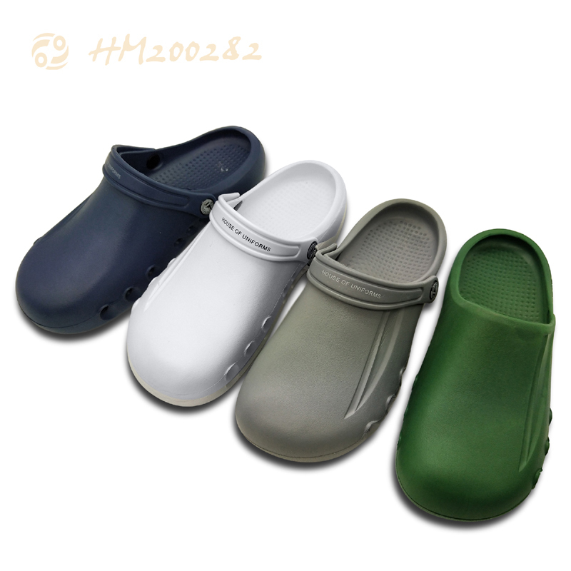 Men Clog Sandals,Customized EVA Slip-on Garden Sandals