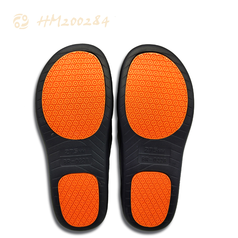 Rowoo leather house slippers manufacturer-2
