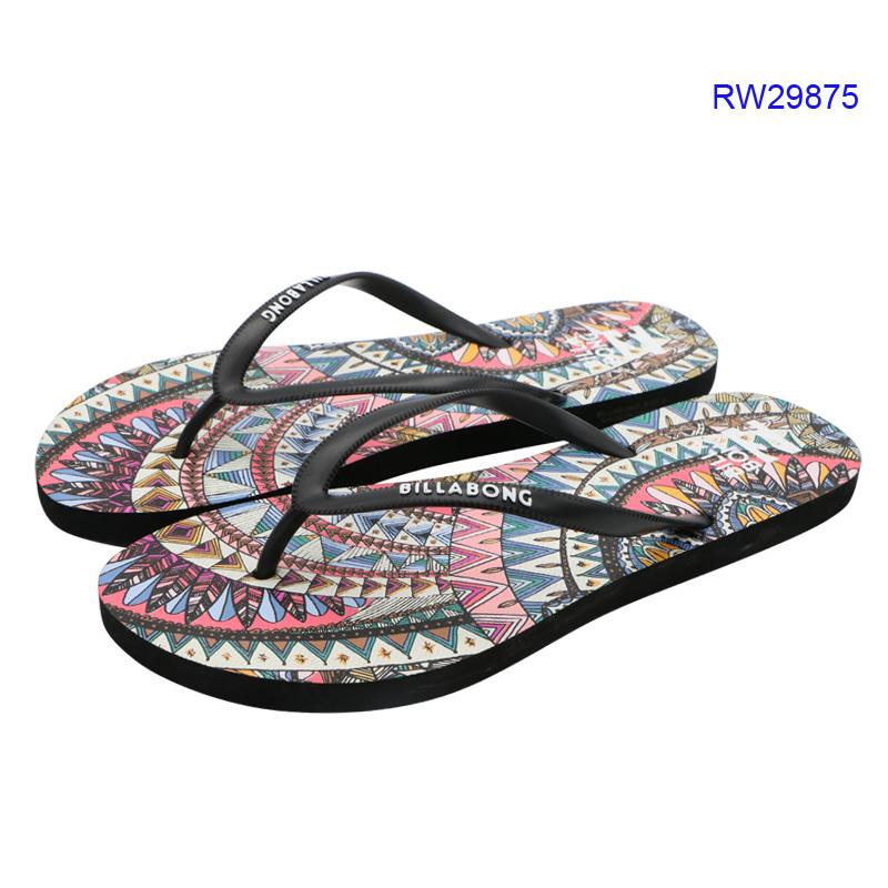 Wholesale Women Print Slippers, Factory Cheap Flip Flop Sandals