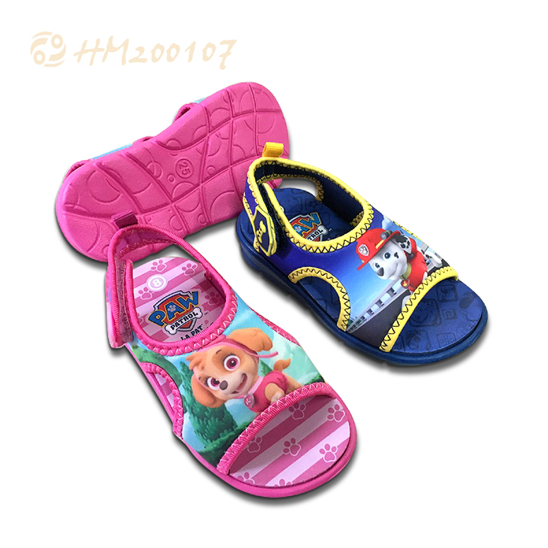 Little Girl Beach Sandals Kids Summer Slippers Gril Fancy Sandle