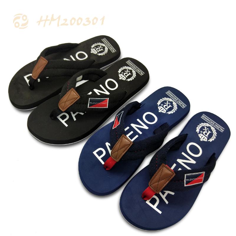 High Quality Men Flip Flops, Customized Slipper Sandals For Wholesale