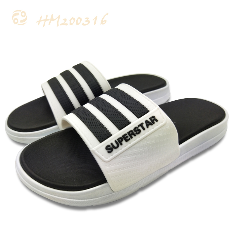 Unisex PVC Slides Sandals for Outdoor Summer Shoes