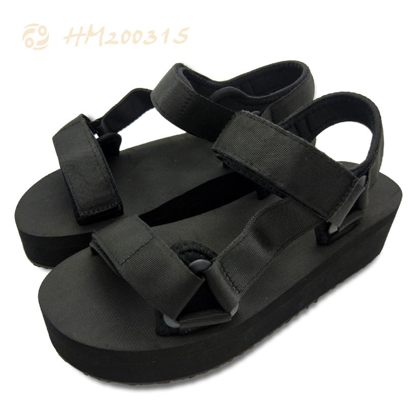 Thick Sole Wholesale Women Sandals Ladies High Heel Platform Shoes