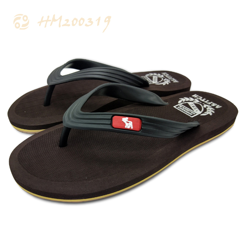 Men Comfortable Flip Flops Beach Summer Slippers