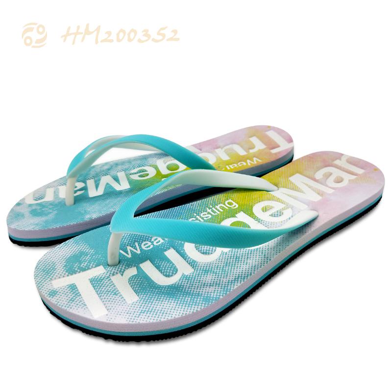 Women Beach Flip Flops Colorful Slippers for Ladies