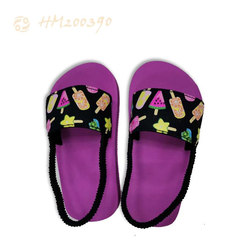 Cute Children EVA Slipper Sandals Fashion Outdoor Baby Slipper Shoes