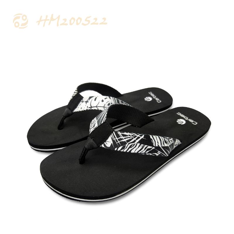 Wholesale Unisex Beach Sandals  Comfortable Flip Flop Shoes for Men