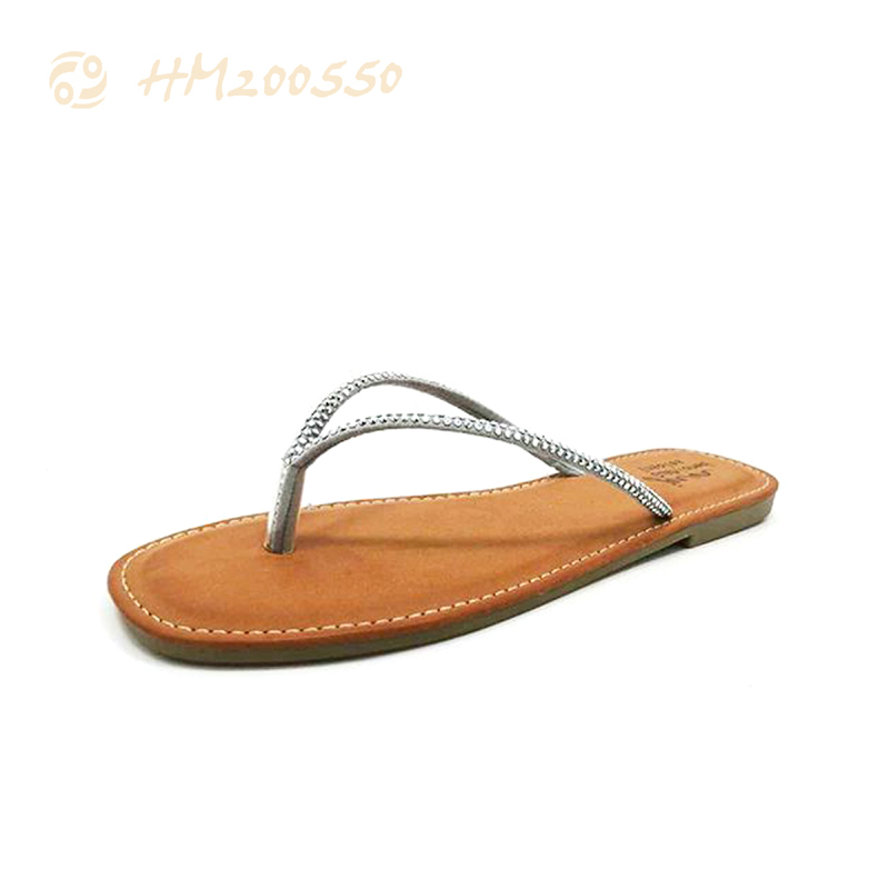 Women Footwear Flip Flops Sexy Ladies Thin Slipper Sandals
