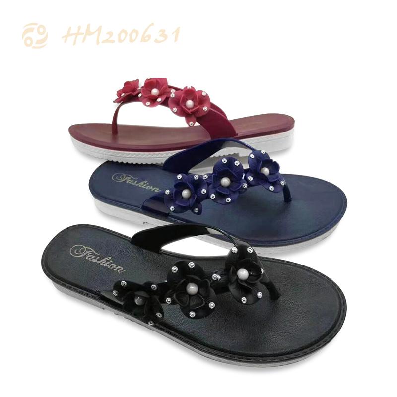 Wholesale Women Flip Flop Sandals Flower Sandals for Girls
