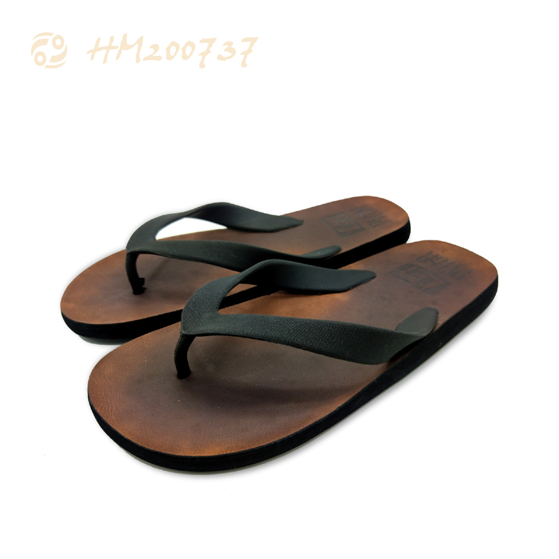 Men High Quality Slipper Shoes for Summer Beach Flip Flops