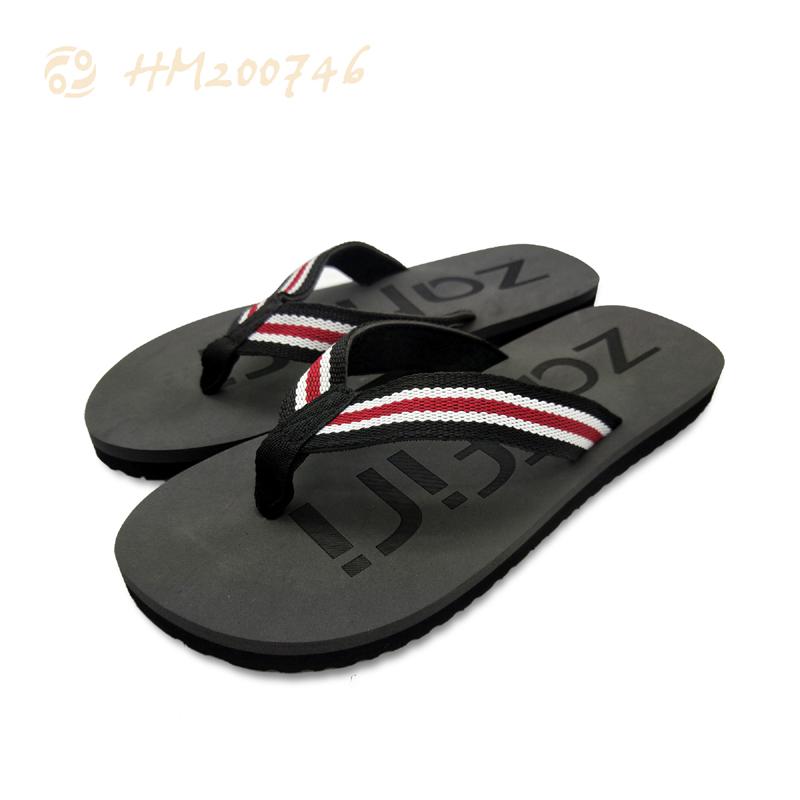 Customized  Best Eva Beach Flip Flops Sandals For Men