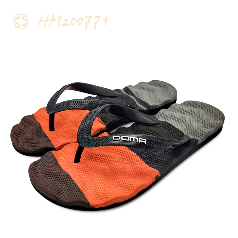 High Quality Insole printing EVA thong Flip Flop for Men Wholesale-Rowoo