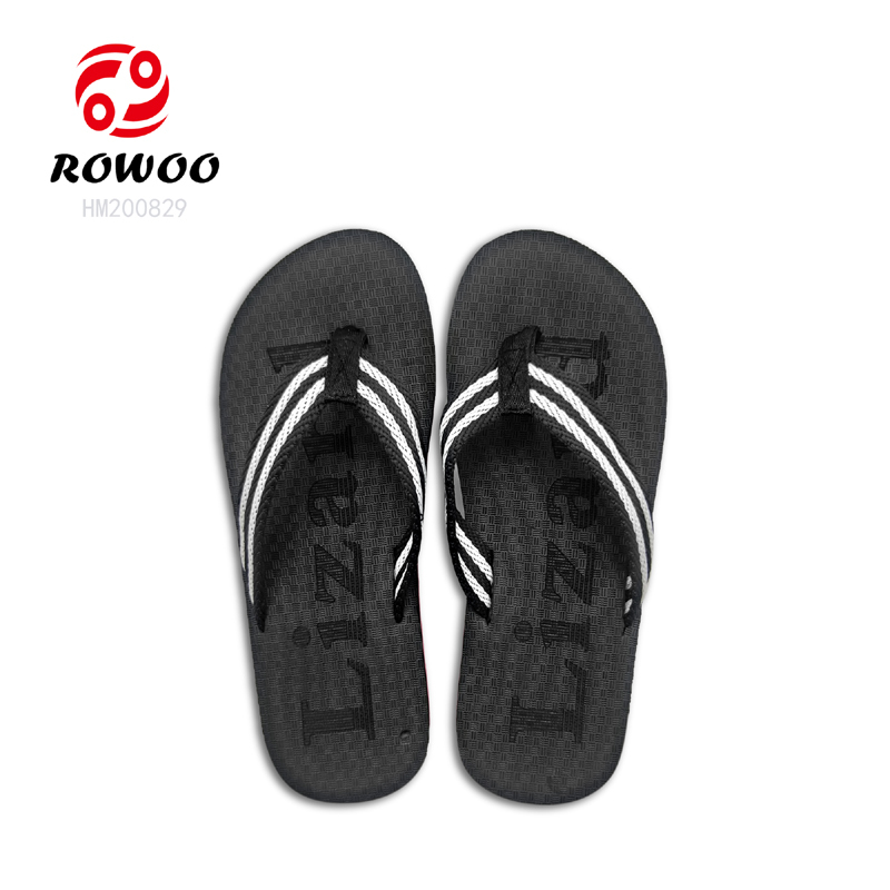Oxford upper EVA sole on sale flipflop for men High Quality Supplier In China