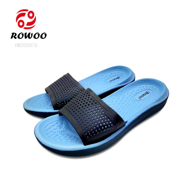Hot Style men comfortable light slide Durable  Sandals Men indoor slipper