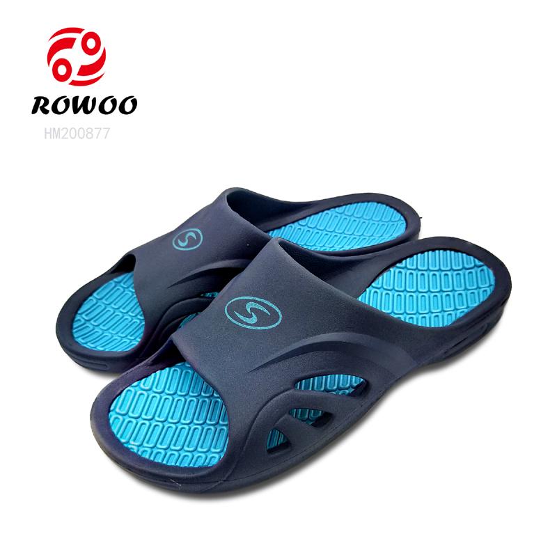 Wholesale Fashion Men Slides Sandals Cheap Slippers Men Summer Beach Sandals