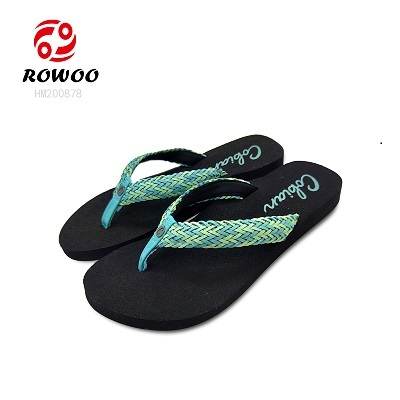 Fashion Women Wedge Slippers Light EVA comfortable Flip Flops