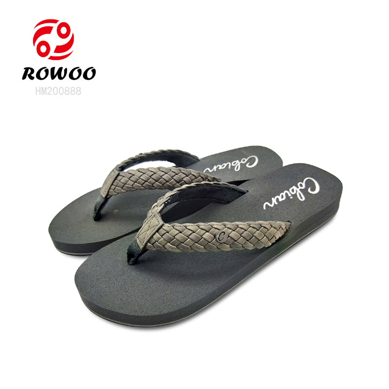 New Design Women EVA Flip Flops Fashion Sandals Cheap Slipper