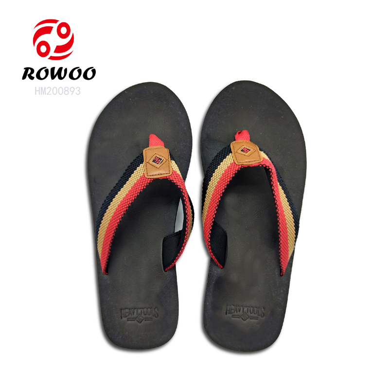 Rowoo flip flop slippers for mens-2