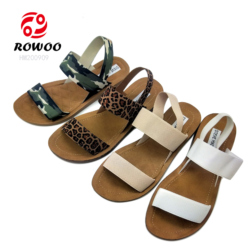 Wholesale women fashion new design high quality sandal
