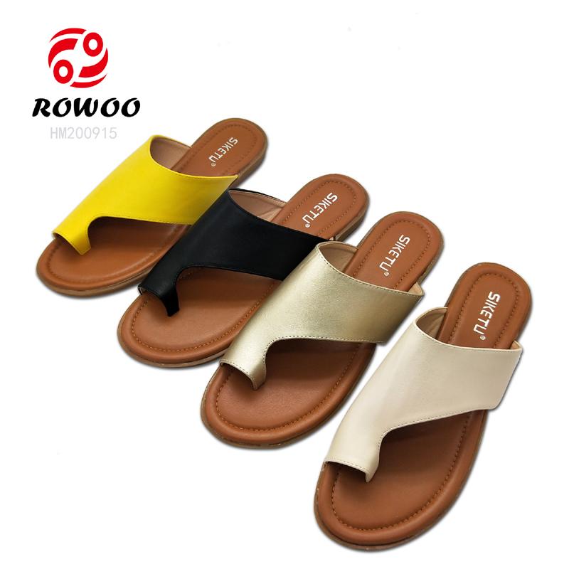 Wholesale women fashion new design high quality sandal
