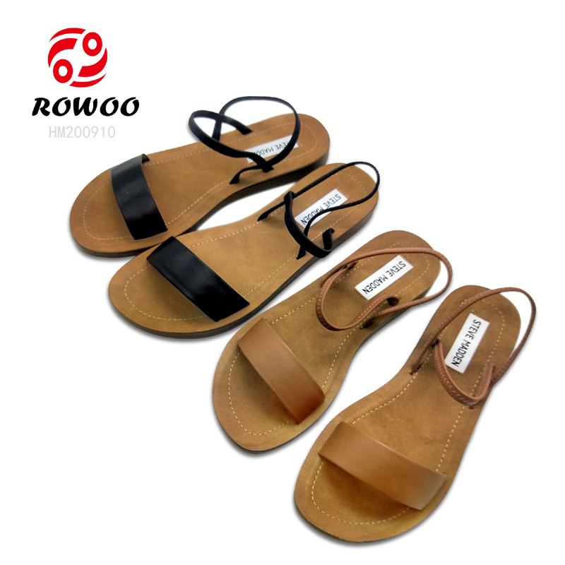 Customized wholesale women fashion new design high quality sandal