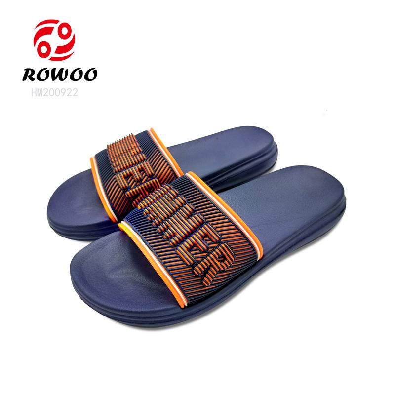 hotsale comforty PU upper anti-slippy Slides sandal