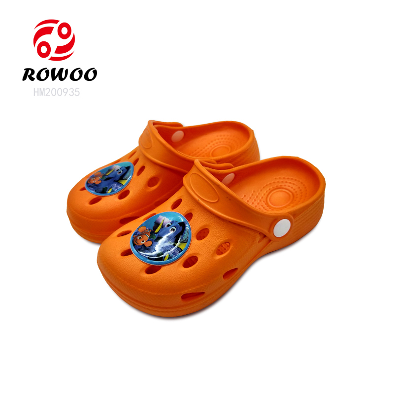 China supplier anti-slip light EVA Sole High Quality cheap garden shoes
