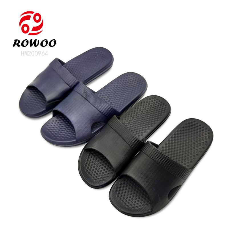New design EVA sole slide sandal comfy light anti-slip indoor slipper