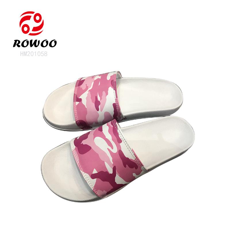 hotsale PU upper open toe sandal Luxury  comforty anti-slip slide new indoor slipper l for men