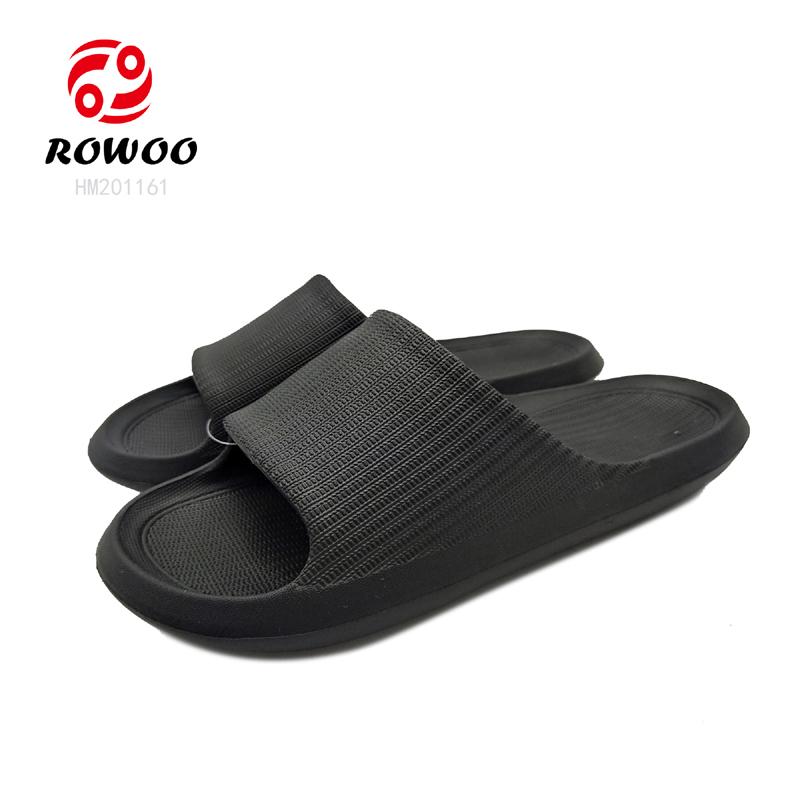 Latest design PVC Air Blowing Shoes slide comfy light anti-slip indoor sandal