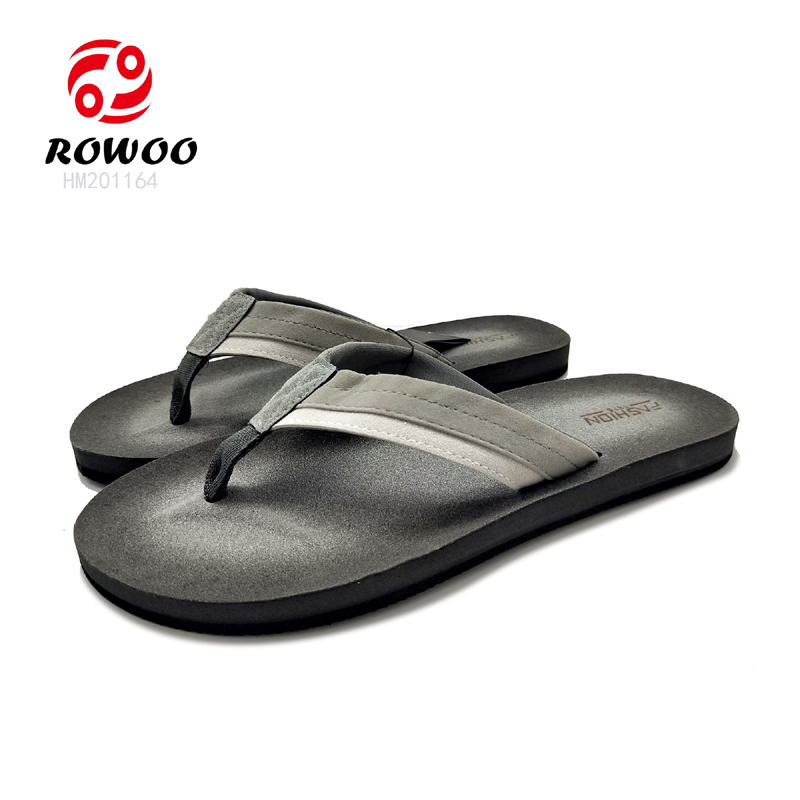 hotesale comforty gents slippers rubber luxury slippers new Fashion men sandal