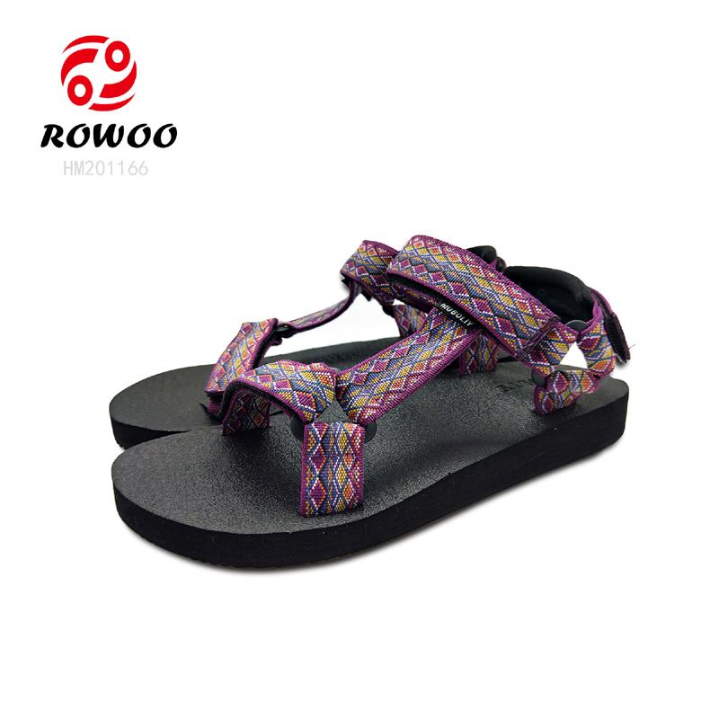 hotesale customized sandal comfort new gents slipper men fashion sport sandals