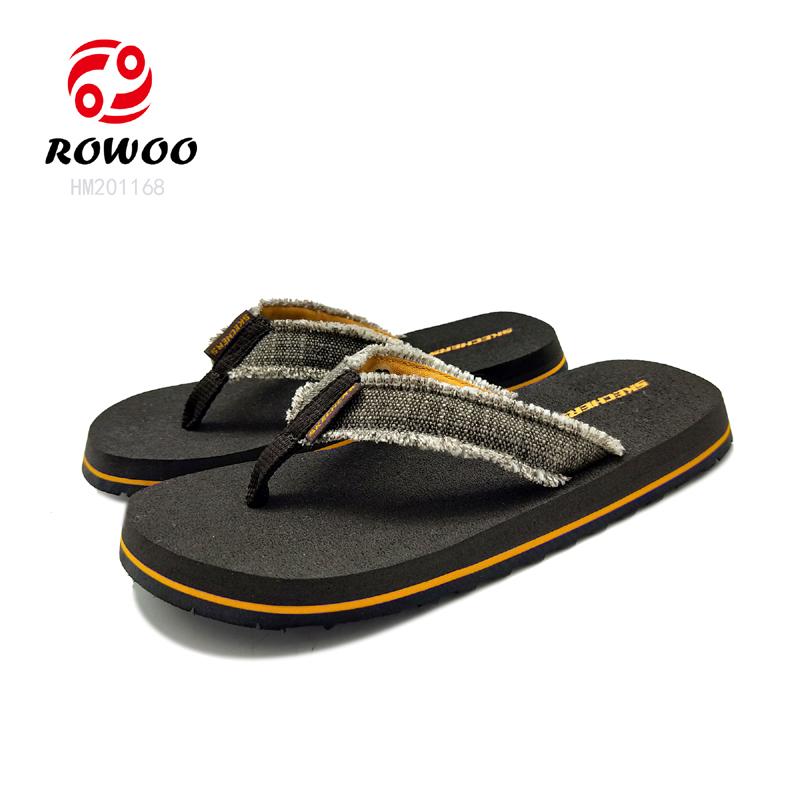 comfort gents anti-slippy sandal luxury Fashion slippers for men