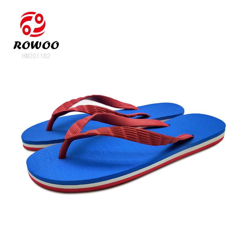 China factory EVA flipflop gents promotional luxury sandals new fashion cheap men slipplers