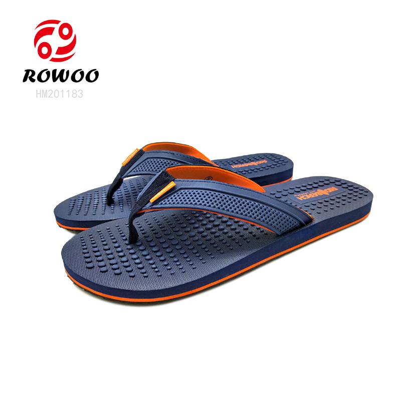 cheap price comfortable sandals gents slippers EVA flipflop new Fashion men sandal