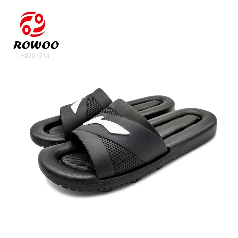 Custimized EVA soft sandals new fashion good quality cheap light inddoor slippers